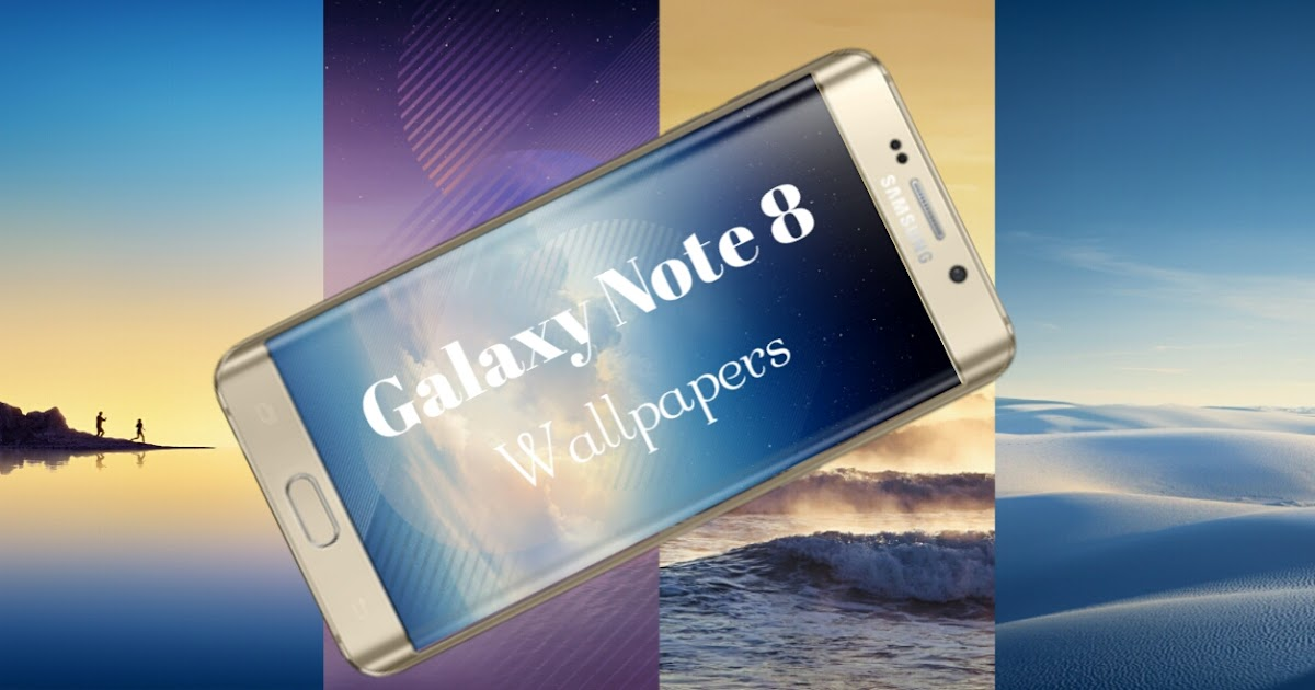 Download: Samsung Galaxy Note 8 Official/Stock HD