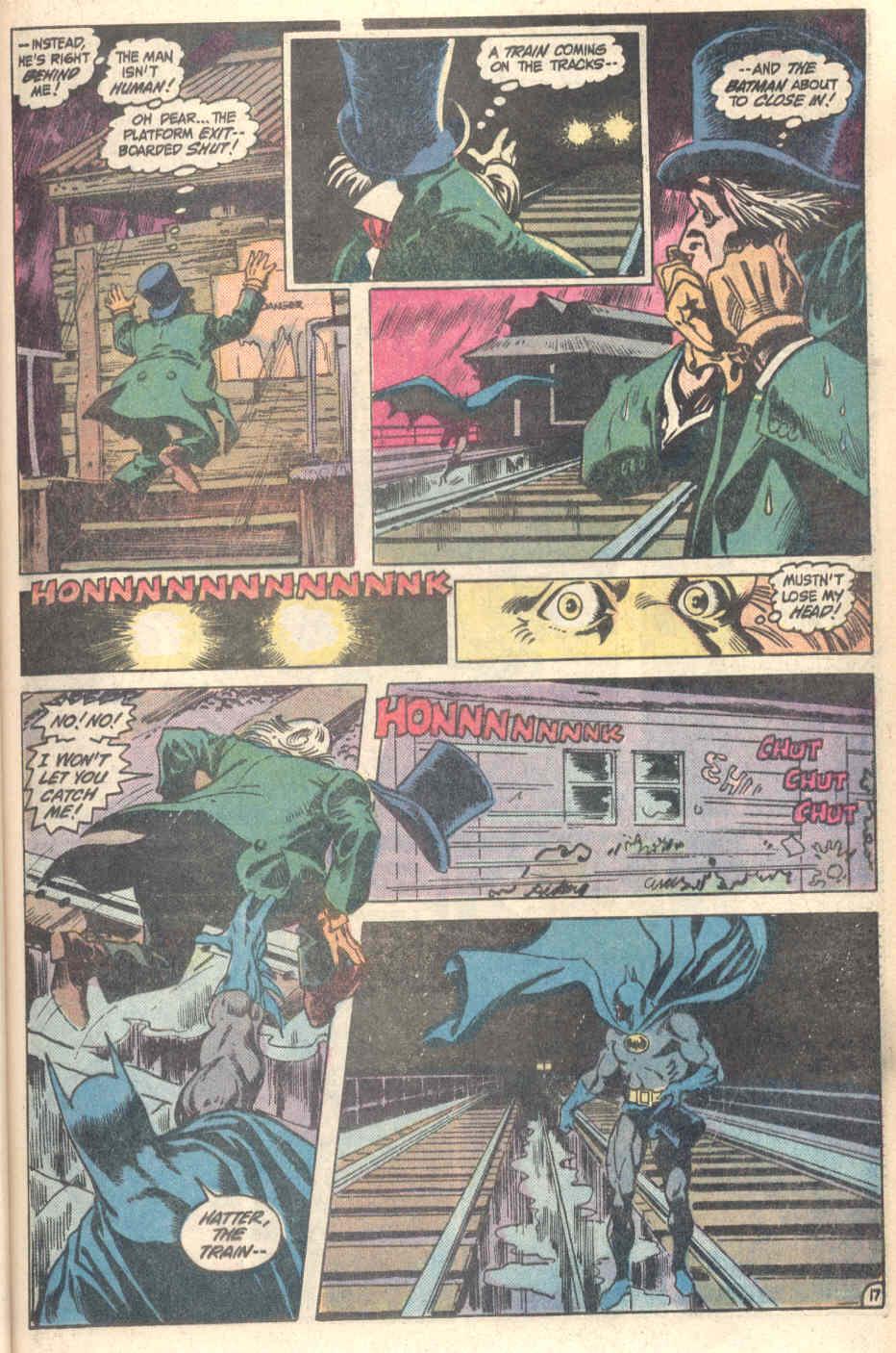 Detective Comics (1937) 526 Page 17