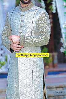 Exclusive Sherwani Collection by Junaid Jamshed for Weddings