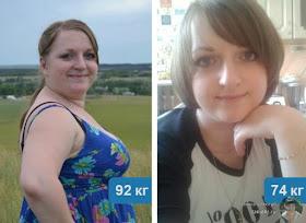 Катеринка, Тернопіль, 27 років , відгук, фото до і після схуднення