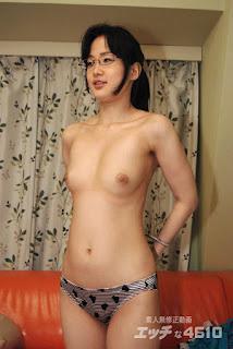 H4610 ori913 – Aika Tanuma สาวแว่น ไร้เดียงสา
