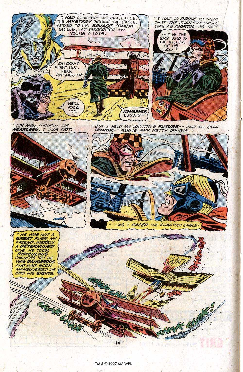 Ghost Rider (1973) Issue #12 #12 - English 16