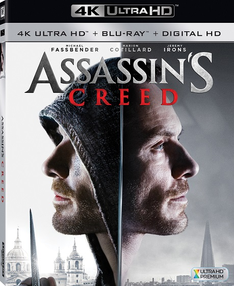 Assassin's Creed 4K (2016) 2160p 4K UltraHD HDR BluRay REMUX 37GB mkv Dual Audio Dolby TrueHD ATMOS 7.1 ch