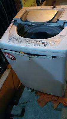 sửa máy giặt Toshiba tại Thanh Xuân