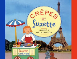 Crepes by Suzette: book & app