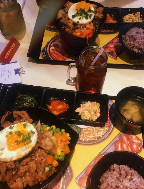 DubuYo, Urban Korean Food, Korean Food, Honey Garlic Bulgogi