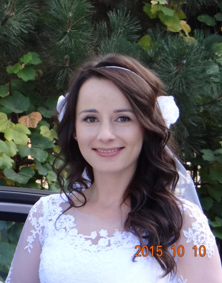 Fryzura ślubna Dla Cienkich Włosów Krok Po Kroku Hair By Jul
