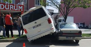 komik minibüs olayları