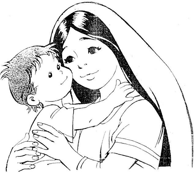 LOS NIOS DEL ROJAS MARA MAM DE JESS