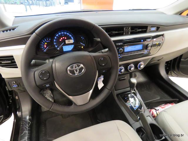 Novo Toyota Corolla GLi Black Pack 2017