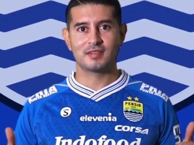 Profil Pemain Persin Musim 2020: Esteban Vizcarra