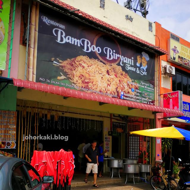 Bamboo-Biryani-Klang