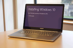 Panduan Instalasi Windows 10 Untuk Laptop Secara Mandiri
