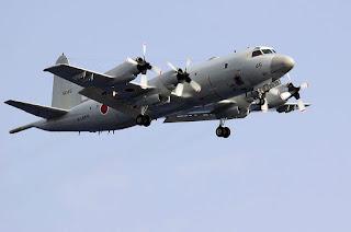 P-3C Orion Jepang