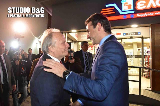 Γ. Ανδριανός: Μέρα με τη μέρα δημιουργούμε τη νέα περήφανη Ελλάδα που δικαιούμαστε και αξίζουμε