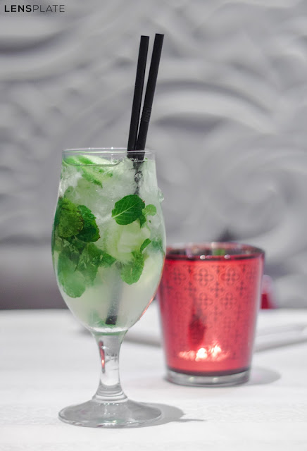 Mojito at Seven, Vivanta By Taj, Guwahati