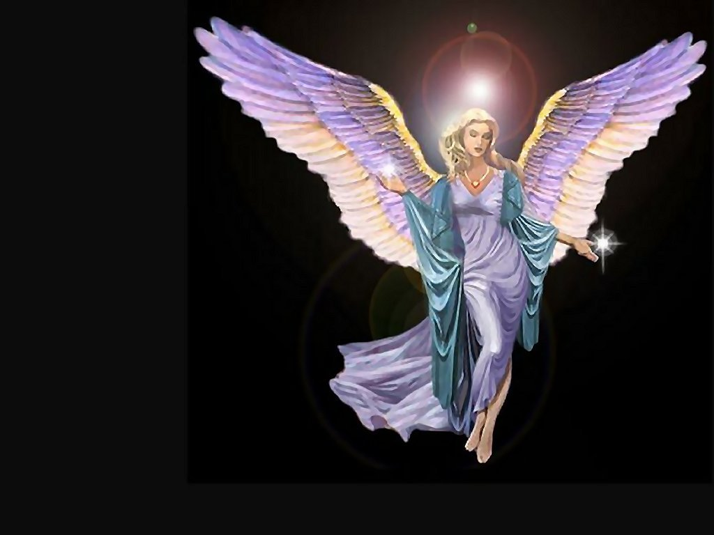 beautiful wallpapers free download: Angels Wallpaper