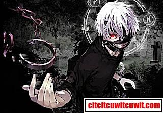 tokyo ghoul anime terbaik sepanjang masa nomor 15
