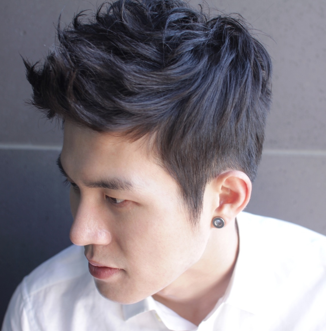 Asian Men Haircut Fashions Style And Hairstyle
