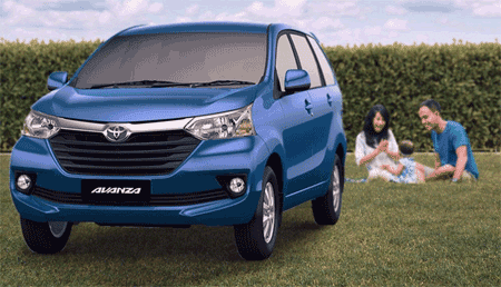 Mobil Toyota New Avanza