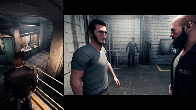 A Way Out PC Full imagenes