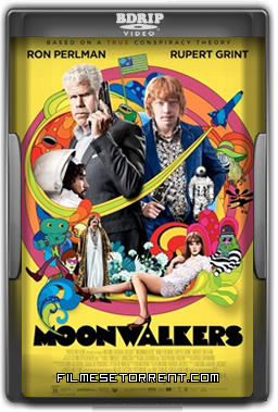 Moonwalkers Torrent Dublado