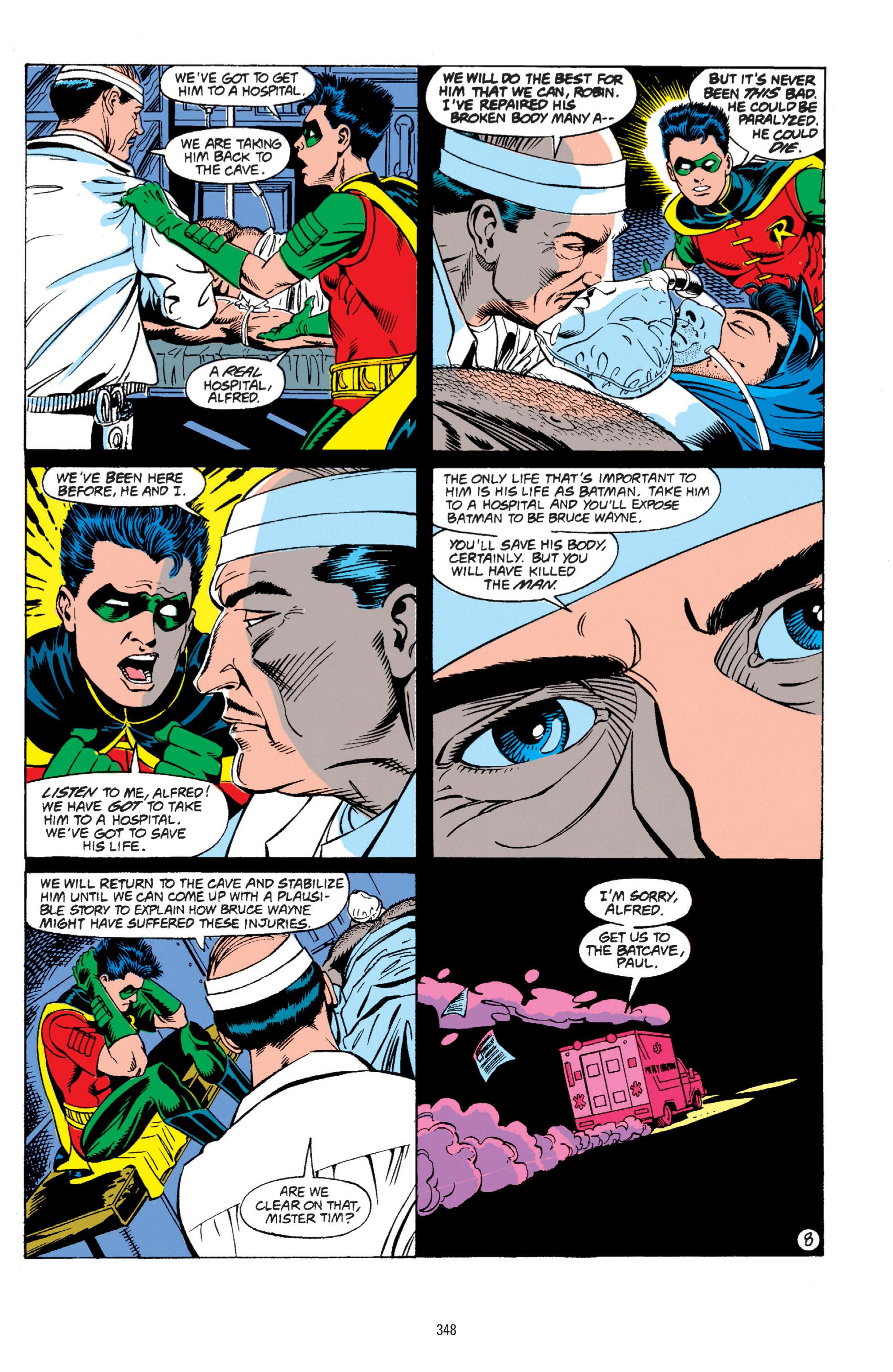 Detective Comics (1937) 664 Page 8