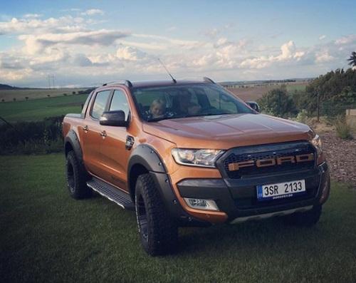 Harga Ford baru dan bekas