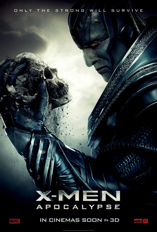 X-Men 8: Apocalypse (2016) ταινιες online seires xrysoi greek subs