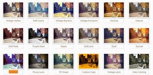 Filtro do site Rollip