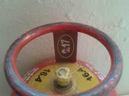 Gas cylinder expiry