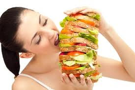 Trik Cegah Nafsu Makan Berlebihan