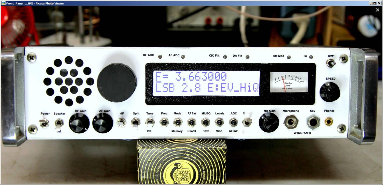 K6JCA: An FPGA SDR HF Transceiver, Part 4 -- TX and RX Audio Paths
