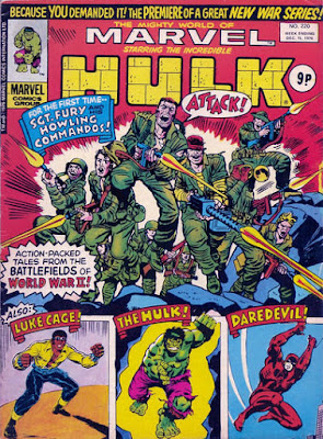Mighty World of Marvel #220, Nick Fury