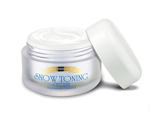 The Premium Snow White Toning Cream