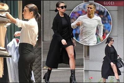Cristiano Ronaldo Finds His Girlfriend a New Job