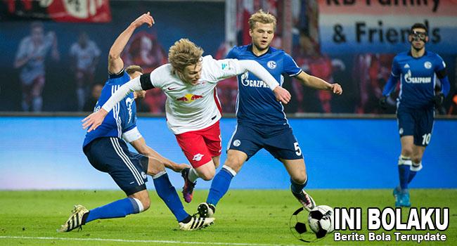 Kalahkan Schalke, Leipzig Naik Ke Peringkat 2 Bundesliga