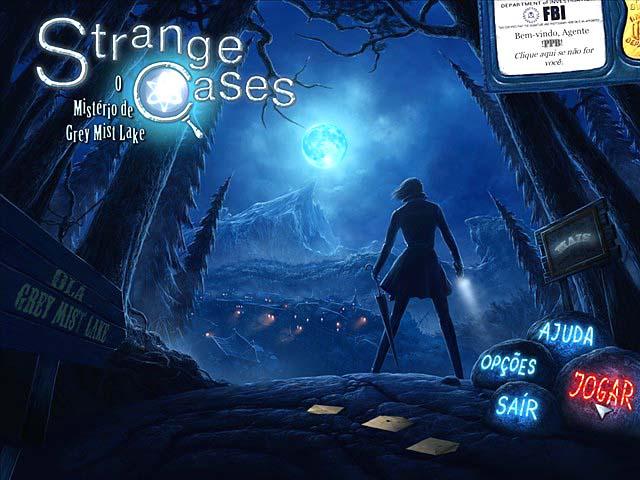 Strange Cases - O Mistério de Grey Mist Lake