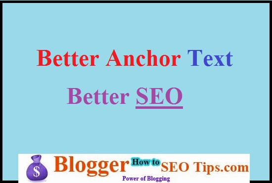 Write Anchor Text in Comment on Blogspot Blogs