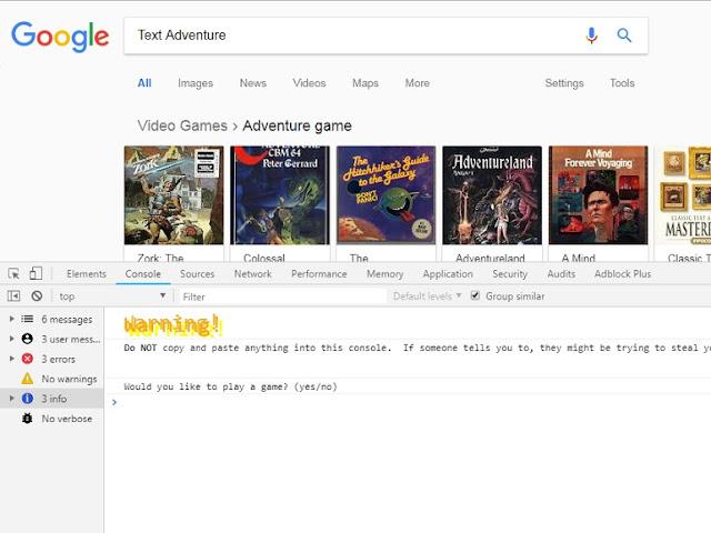 اكتشف وألعب لعبة مخفية على موقع Google.com