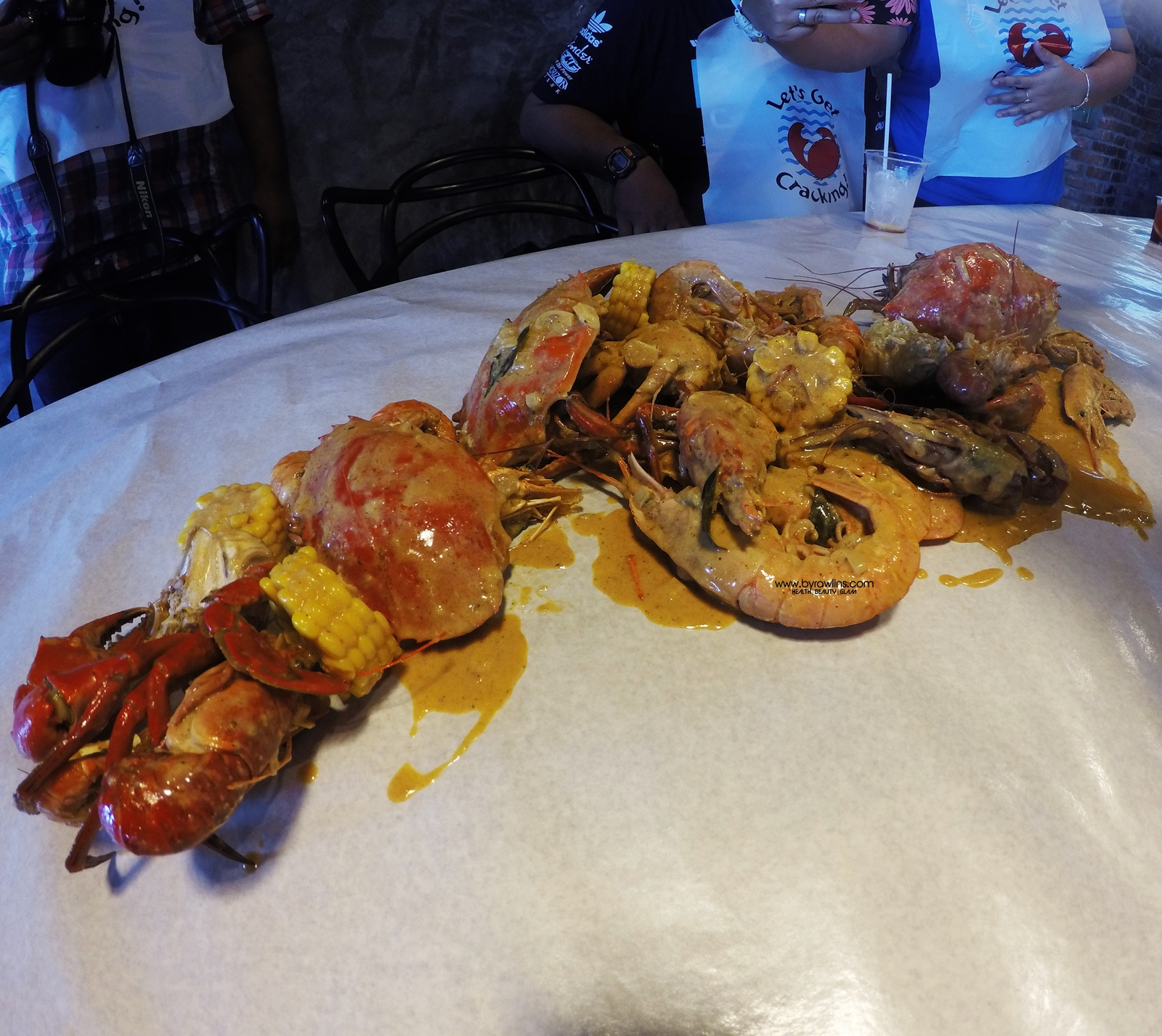 Crab Factory SS2 Petaling Jaya, Sea food heaven, Crab Factory Malaysia, Rawlins Eats, Food Review by Rawlins, Rawlins GLAM