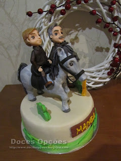 bolo cavalos bragança