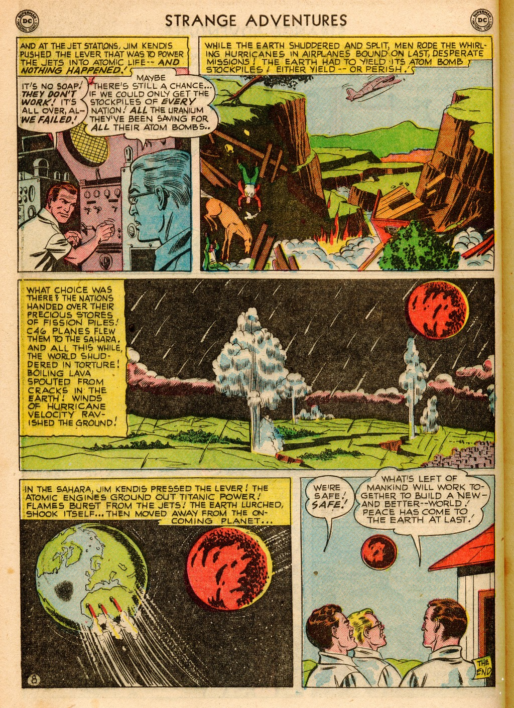 Strange Adventures (1950) issue 2 - Page 10