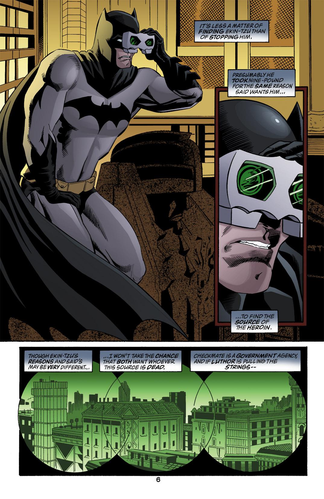 Detective Comics (1937) 770 Page 6