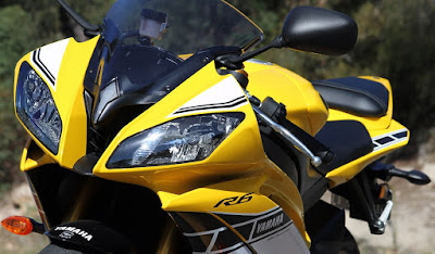 2016 Yamaha YZF-R6 front view image
