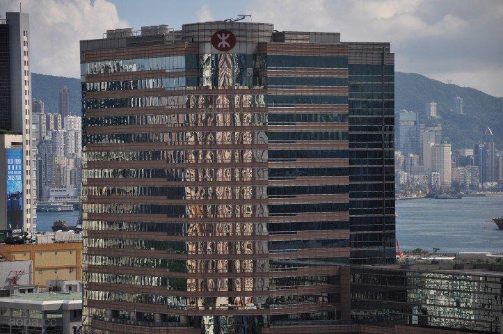 香港鐵路有限公司總部位於香港九龍灣德福廣場