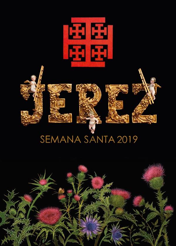 Horarios e Itinerarios Semana Santa Jerez de la Frontera (Cádiz) 2020