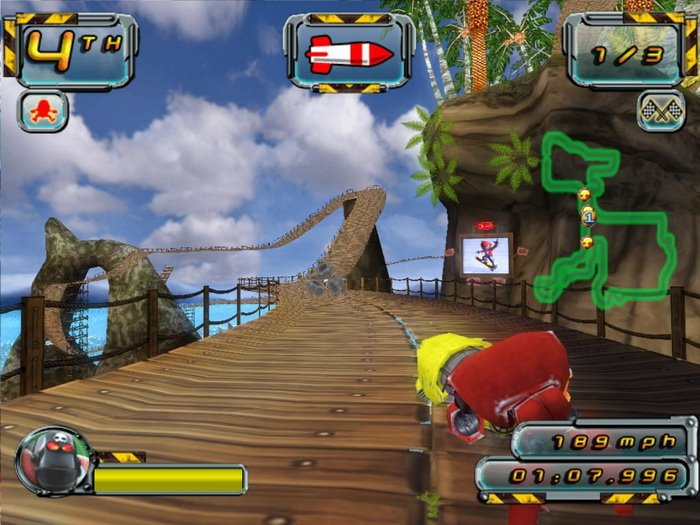 Plane Fighting Games >> Download Crazy Frog Racer 2 Game Full Version For Free