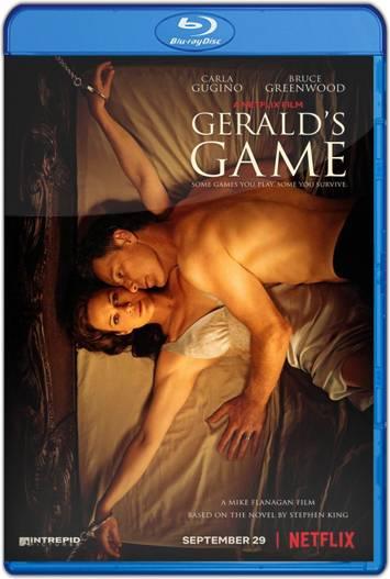 El juego de gerald (2017) HD 1080p y 720p Latino