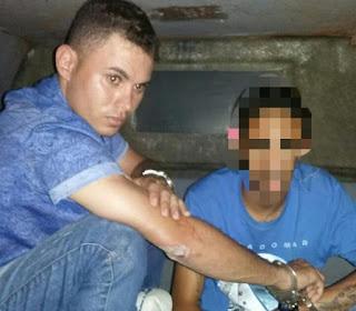 Dupla toma carro por assalto com recém-nascido dentro em JP; suspeitos são detidos